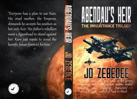 Irish Fiction Friday EXCLUSIVE - Jo Zebedee's 'Namesake'.