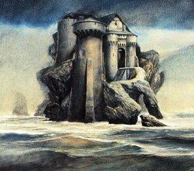 Irish Fiction Friday: The Voyage of  Máel Dúin's Boat