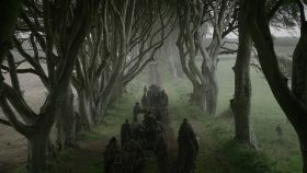 Irish Fiction Friday: On Location in Ireland with Game of Thrones.