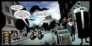 Dredd and Joyce in Murphyville