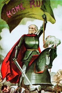 Future Wars in Ireland: Edward James