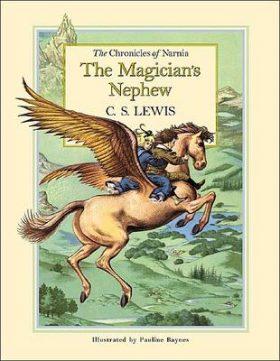 Irish Fiction Friday: C S Lewis: The Magician's Nephew