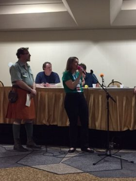 SMOFcon 33 - The Fannish Inquisition
