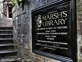 Nerdy Dublin: Marsh's Library