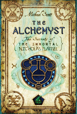 Irish Fiction Friday: Michael Scott: The Alchemyst