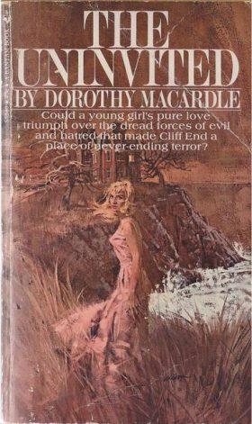 Irish Fiction Friday: Dororthy Macardle: The Uninvited