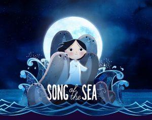 Irish Fiction Friday: Song of the Sea - Dublin 2019