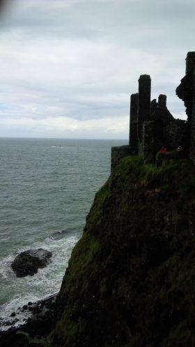 Touring Tuesdays: Dunluce Castle with Louis D'Alton