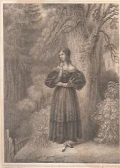 Irish Fiction Fridays: Regina Maria Roche: The Children of the Abbey