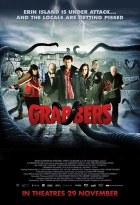 Irish Fiction Fridays: Jon Wright: Grabbers