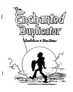 Image result for Enchanted Duplicator by Walt Willis & James White