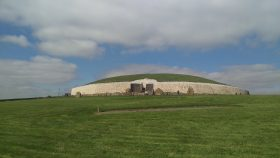 Touring Tuesdays: Newgrange with James Shields