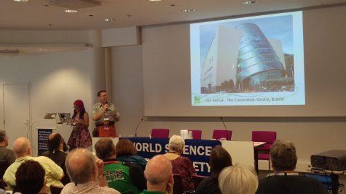 Dublin 2019 Presentation at Worldcon 75