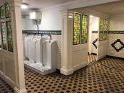 Gentleman's bathroom in NLI III