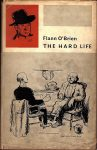 Cover to Flann O'Brien's novel The Hard Life