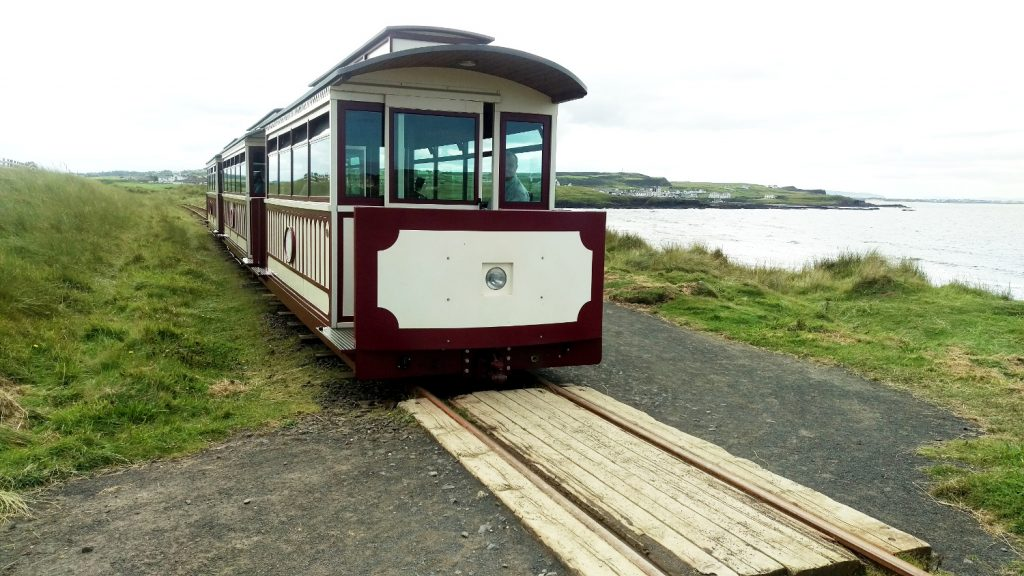 Photo of Bushmills Train