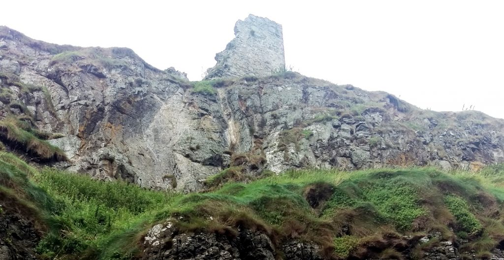 Photo of Dunseverick Castle