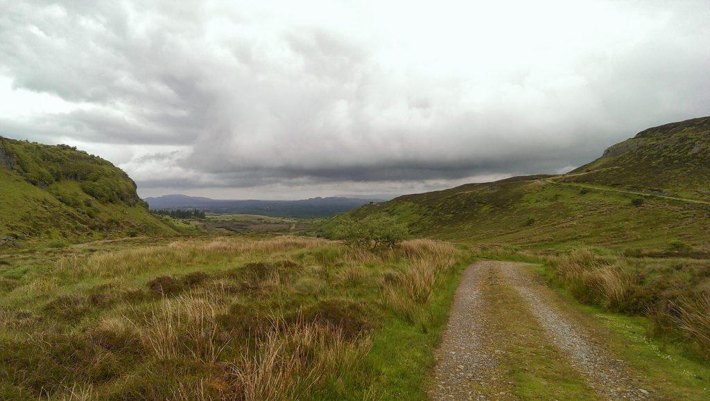 Photo of Sligo hills