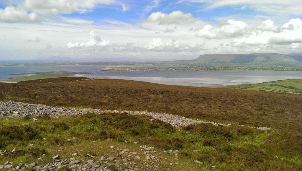 Photo of Sligo hills