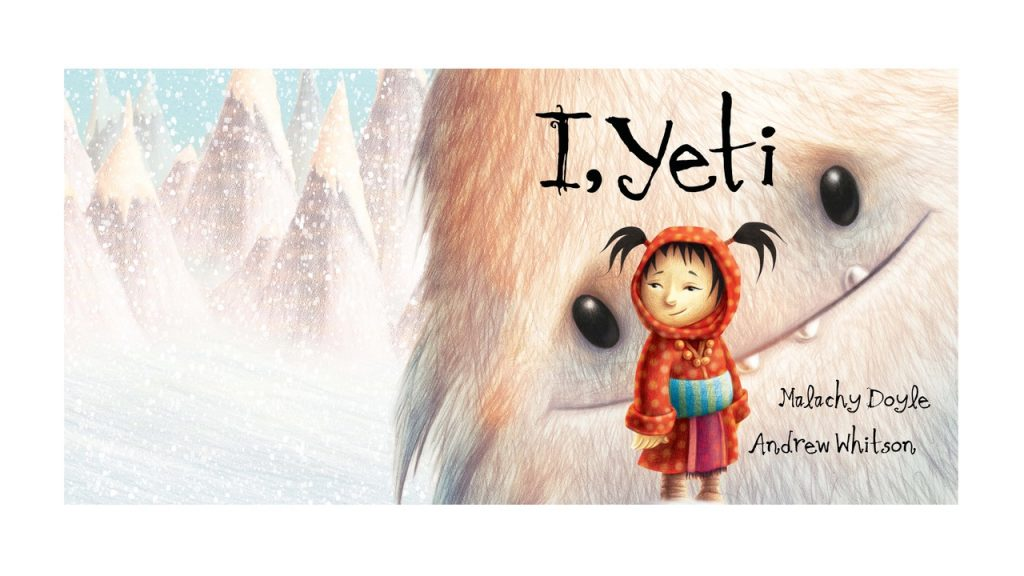I, Yeti by Andrew Whitson