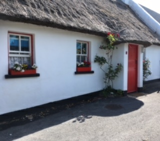 Picture of traditional cottage