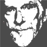 Jim Fitzpatrick self-portrait