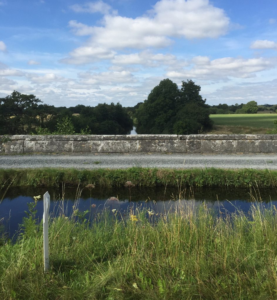 Photo of the Liffey from Aqueduct