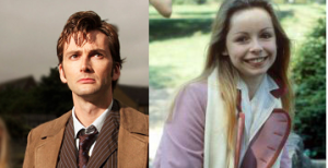 David Tennant; Lalla Ward