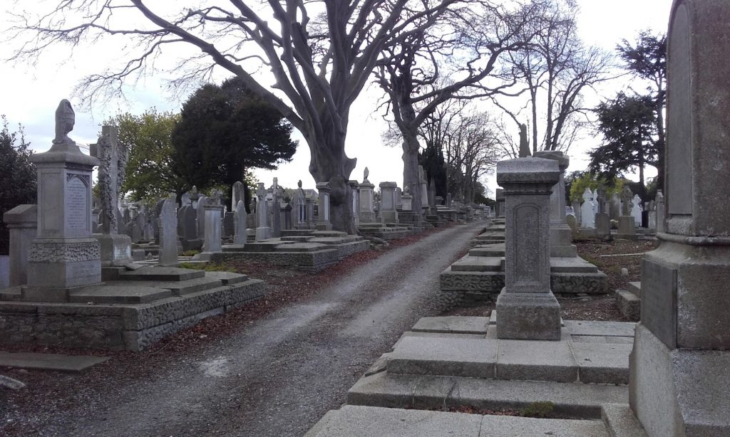 Photo of Mount Jerome cemetary