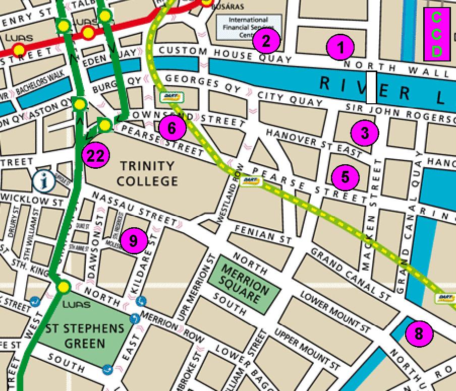 Dublin Tourism Information - Dublin 2019 on