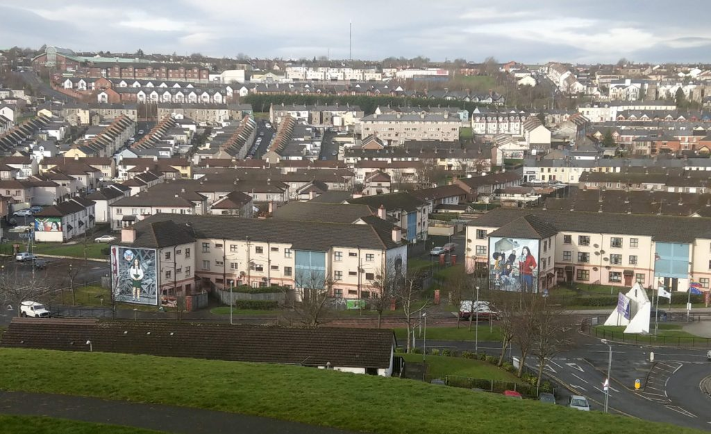 Photo of the Bogside