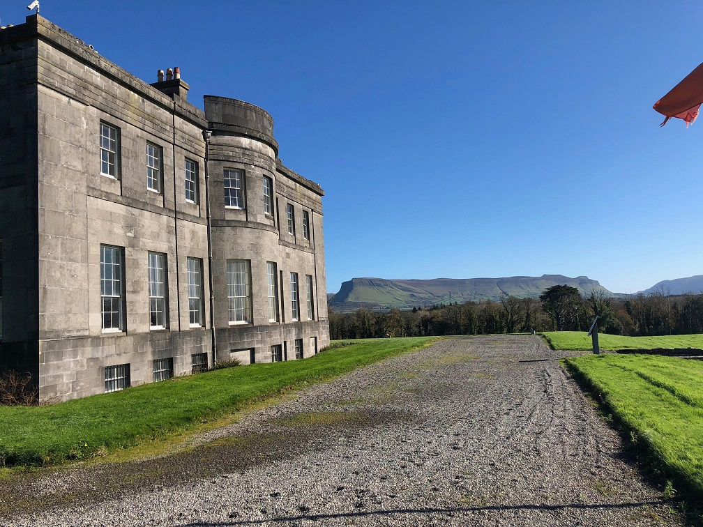 Photo of Lissadell House