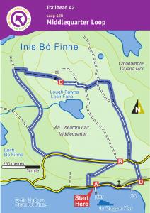 Map of Middlequarter Loop
