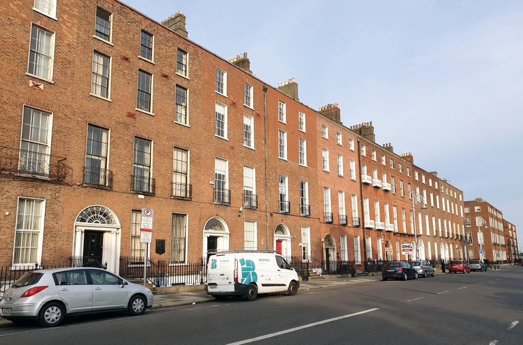 Photo of Mountjoy Square East