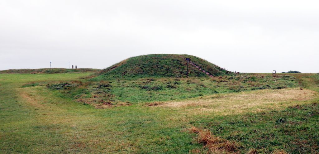Photo of the Hill of Tara