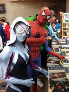 Dublin Comicon 2015 - SFF Outreach